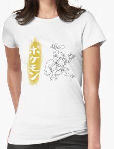 Alakazam Womens Fitted T-Shirt