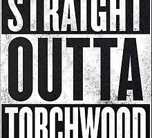 Straight Outta Torchwood by NemJames