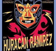 El Mascarado de Hurracan by counterpartfilm