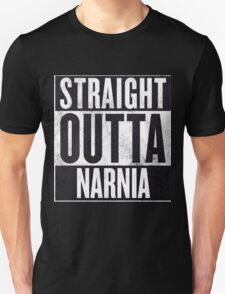 Straight Outta Narnia T-Shirt
