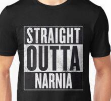 Straight Outta Narnia Unisex T-Shirt