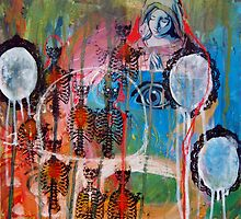Meditation in Chaos by garyreef