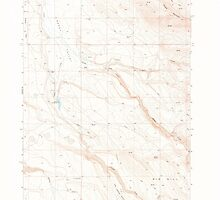 USGS Topo Map Oregon Happy Valley 280140 1967 24000 by wetdryvac