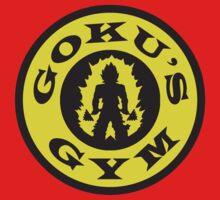 GOKU'S GYM by oolongtees