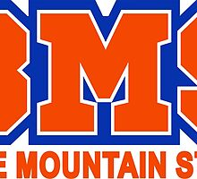 BMS Blue Mountain State by michellegriff90