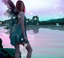 Water Fairy by Claire Watson