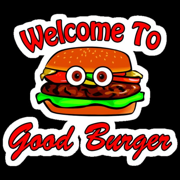 Good Burger by waywardtees