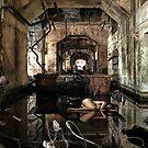 Wasteland Girl 2 by Charles Bodi