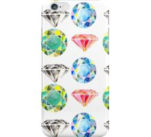 Diamonds, Diamonds, Diamonds iPhone Case/Skin