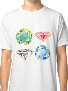 Diamonds, Diamonds, Diamonds Classic T-Shirt