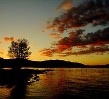 Just Another Sunset by Scott Loucks
