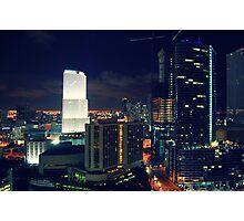 Downtown Miami Photographic Print