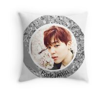 Park Jimin Throw Pillow