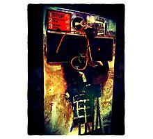 Gone Wireless Photographic Print