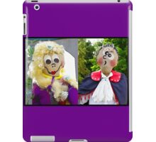 Rapunzel and her Prince iPad Case/Skin