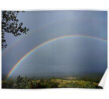 Recent Rainbow Poster