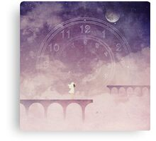 Time Portal Canvas Print