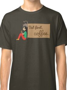 Coffee Sign Classic T-Shirt