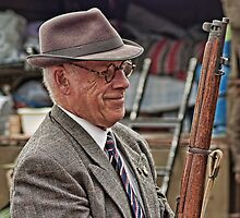 Home Guard by cameraimagery