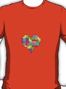 Love Tetris T-Shirt