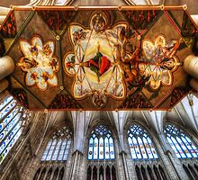 York Minster by Svetlana Sewell