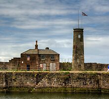 Whitehaven Old Quay by Tom Gomez
