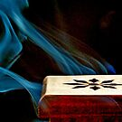 Incense by Photography  by Mathilde