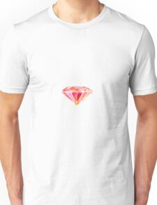 Pink Diamond Unisex T-Shirt