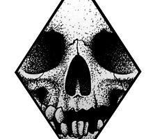 Diamond Skull by BROENNER