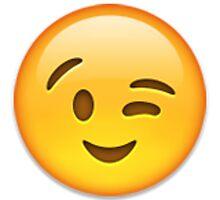 Winky Emoji by nojams
