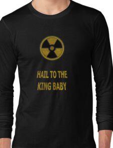 Duke Nukem - Hail To The King Baby! Long Sleeve T-Shirt