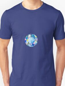 Blue diamond Unisex T-Shirt