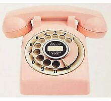 Kate Spade - Telephone Photographic Print
