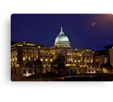 Mitchell Library Canvas Print