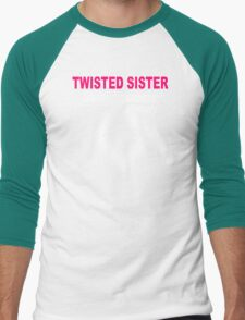 New TWISTED SISTER Old School Rock Band T-Shirt