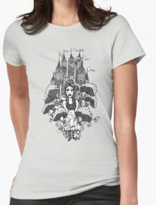 Dark Alice Womens Fitted T-Shirt