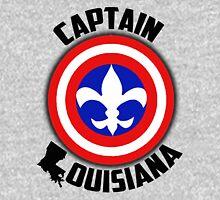 Captain Louisiana - Fleur de Lis Unisex T-Shirt