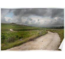 Benighted Dartmoor Poster