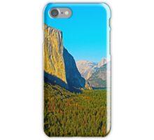 El Capitan, Yosemite National Park, USA iPhone Case/Skin