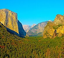 El Capitan, Yosemite National Park, USA by BH-Photography
