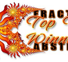 Fractal Abstracts Top 10 Challenge Winner banner by rocamiadesign
