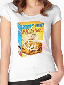 PK Fiber T-shirt (UNOFFICIAL) Women's Fitted Scoop T-Shirt