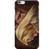 Don't Get Too Close, It's Dark Inside iPhone Case/Skin