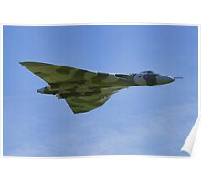 "The ""Spirit of Great Britain"" Avro Vulcan B.2 Poster"