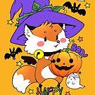 Halloween FOX by Hikaru Yagi