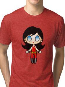 Wonder Girl Plush 2 Tri-blend T-Shirt