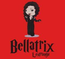 Bellatrix Lestrange Chibi Tee Kids Tee