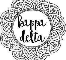 Kappa Delta by Kristin Sheaffer