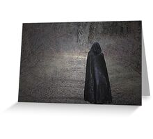 CLOAK Greeting Card