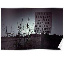 The Texas Chainsaw Massacre - Hewitt House #8 Poster